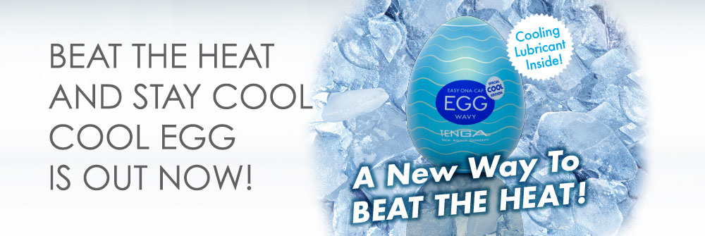 Cool Egg is out now!
